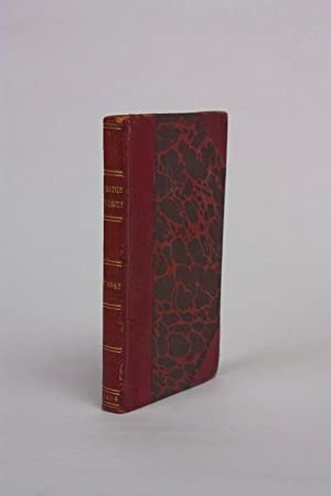 GratI Falisci Cynegeticon. Or, A Poem of Hunting By Gratius the Faliscian. Englished and ...