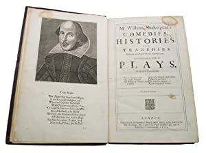 Mr. William Shakespear's Comedies, Histories, and Tragedies: SHAKESPEARE, William