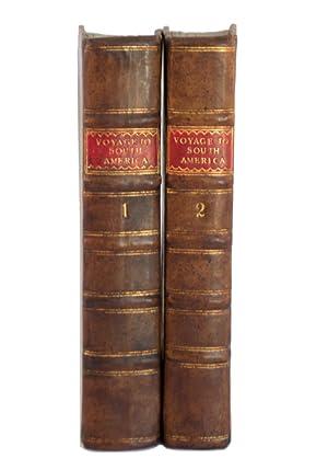 Voyage to South America Describing at Large: ULLOA, Antonio de