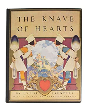 Knave of Hearts With pictures by Maxfield: SAUNDERS, Louise
