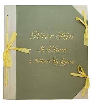 Peter Pan Portfolio, by Arthur Rackham, from: BARRIE, J.M.
