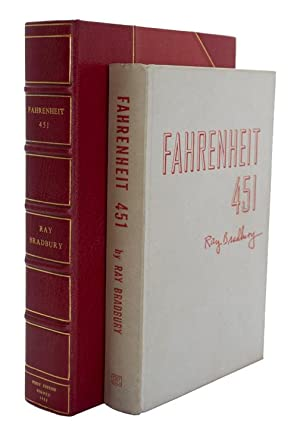 Fahrenheit 451 Illustrated by Joseph Mugnaini.: BRADBURY, Ray