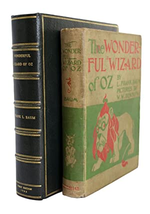 Wonderful Wizard of Oz With pictures by: BAUM, L. Frank