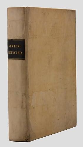 Philosophiæ naturalis principia mathematica Editio tertia aucta: NEWTON, Sir Isaac
