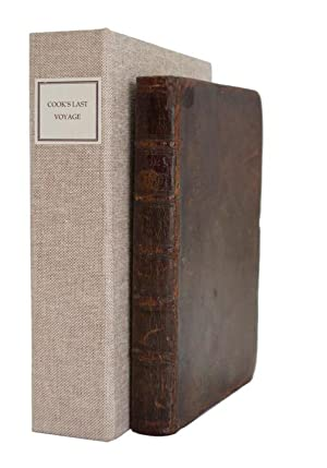 Journal of Captain Cook's Last Voyage to: LEDYARD, John