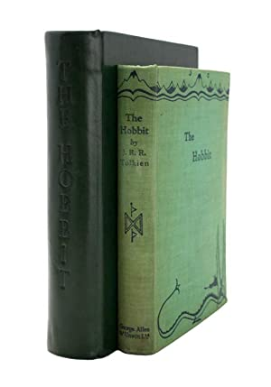 Hobbit or There and Back Again.: TOLKIEN, J.R.R.