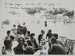 Original Photograph, Inscribed and Signed: HEMINGWAY, Ernest
