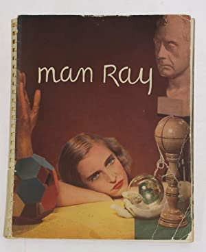 Photographs 1920-1934 Paris With a Portrait by: RAY, Man