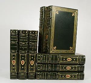 Writings [Japan Paper Edition] Comprising His Novels,: MÉRIMÉE, Prosper