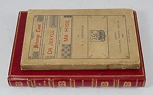 Strange Case of Dr Jekyll and Mr: STEVENSON, Robert Louis