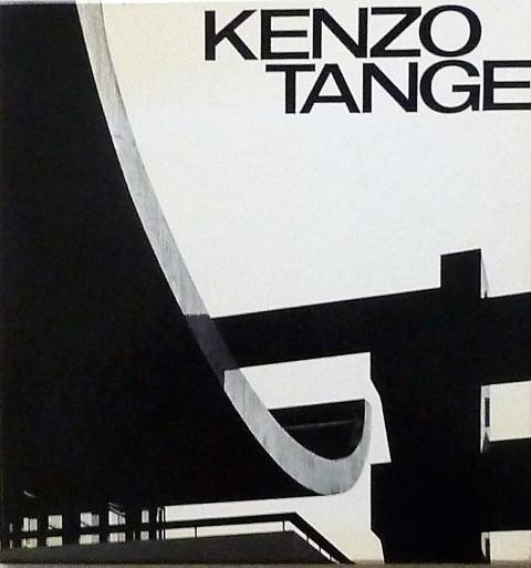 Kenzo Tange 1946-1969. Architecture and Urban Design / Architektur und Städtebau / Architecture et Urbanisme. Herausgegeben von Udo Kultermann, Kenzo cassette; 4to Size up to 12  tall (Quarto) 304 pages Illustrated in bl/wh. Tekst in English, German and Franch, ISBN: geen/ none , .