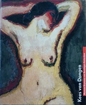 Kees van Dongen, catalogus Museum Boymans -: Dongen, Kees van