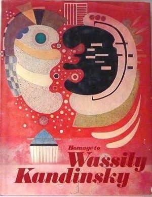Homage to Wassily Kandinsky edited by G.: Kandinsky, Wassily
