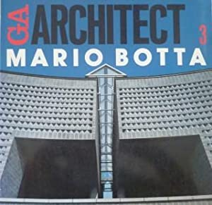GA Architect Mario Botta,