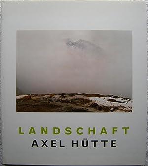 Axel Hutte: Landschaft [Jan 01, 1995] Honnef,: Honnef, Klaus