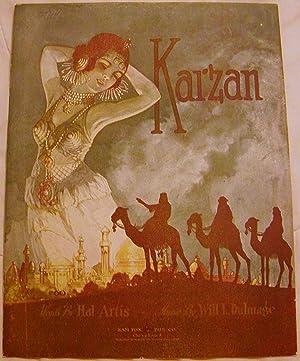 Karzan: Hal Artis and Will Dulmage
