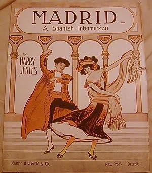 Madrid: Harry Jentes
