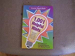 1,001 Helpful Hints
