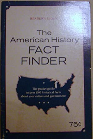 The American History Fact Finder