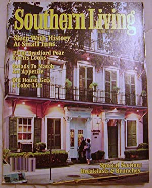 Southern Living March 1981