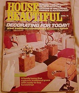 House Beautiful April 1977