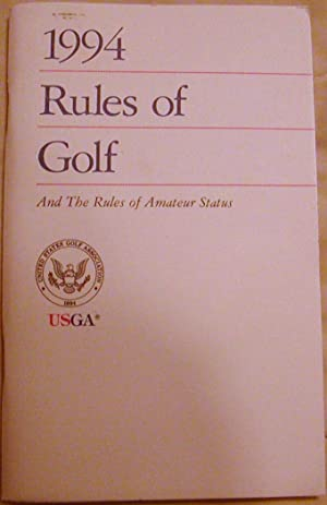 1994 Rules of Golf