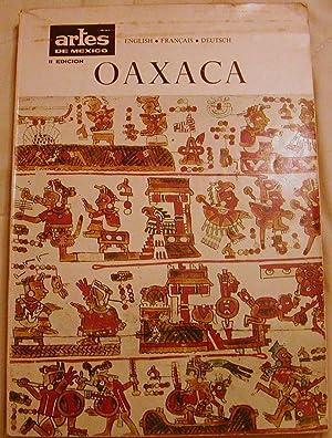 Artes De Mexico Oaxaca