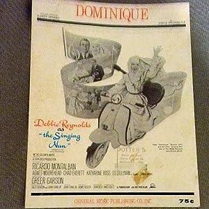 Dominique: Randy Sparks and Soeur Sourire
