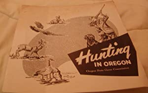 Hunting in Oregon