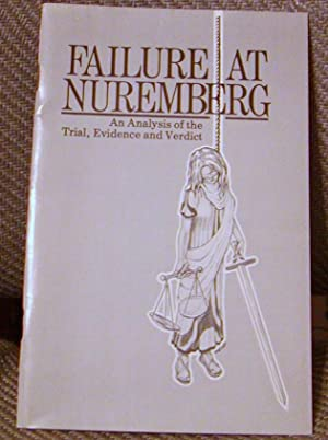 Failure at Nuremburg: British People's Party Staff; Marcellus, Tom