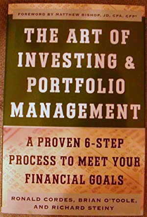 The Art of Investing and Portfoloio Management