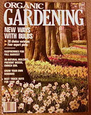 Organic Gardening Vol. 36 No. 8 September 1989