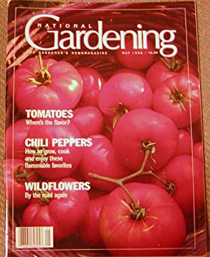 National Gardening Vol.11 No. 5 May 1988