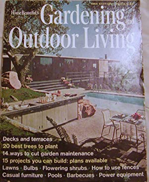 House Beautiful's Gardening and Outdoor Living