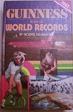 Guinness Book of World Records 1981