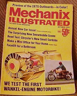 Mechanix Illustrated October 1974