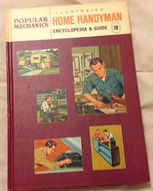 Popular Mechanics Illustrated Home Handyman Encyclopedia and