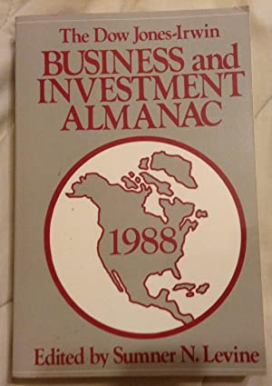 The Dow Jones-Irwin Business and Investment Almanac, 1988