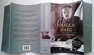 Douglas Haig war diaries and letters 1914-1918: gary sheffield amd john bourne