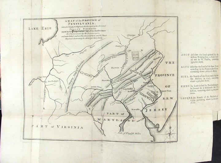 An Enquiry into the Causes of the Alienation of the Delaware and Shawanese Indians from the British...