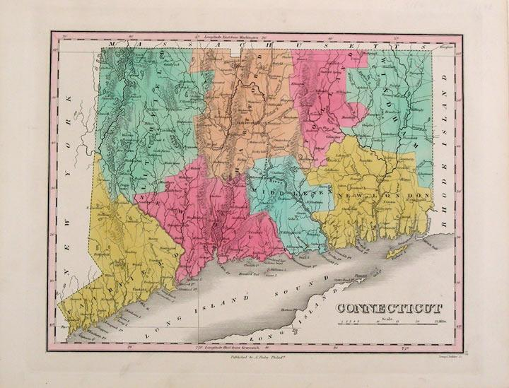 Connecticut: FINLEY, Anthony (c.1790-1840)