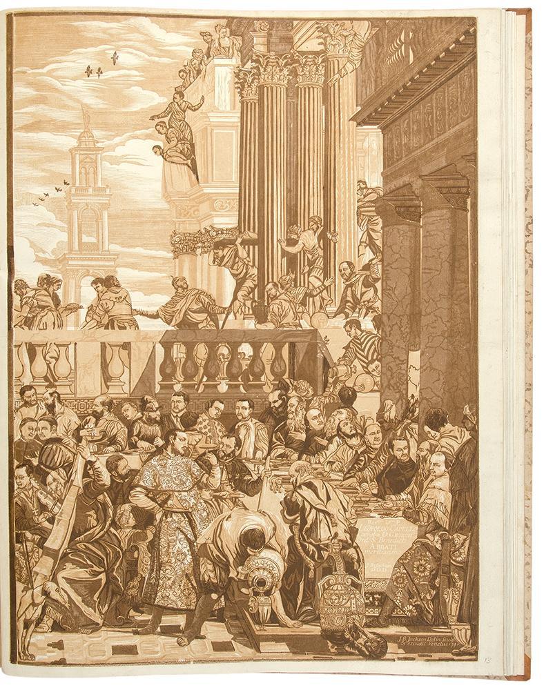 Titiani Vecelii Pauli Caliarii Jacobi Robusti et Jacobi de Ponte Opera selectiora a Joanne Baptista...