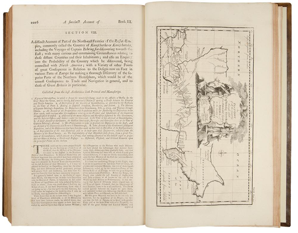 Navigantium atque Itinerantium Bibliotheca. Or, a complete collection of voyages and travels. ...