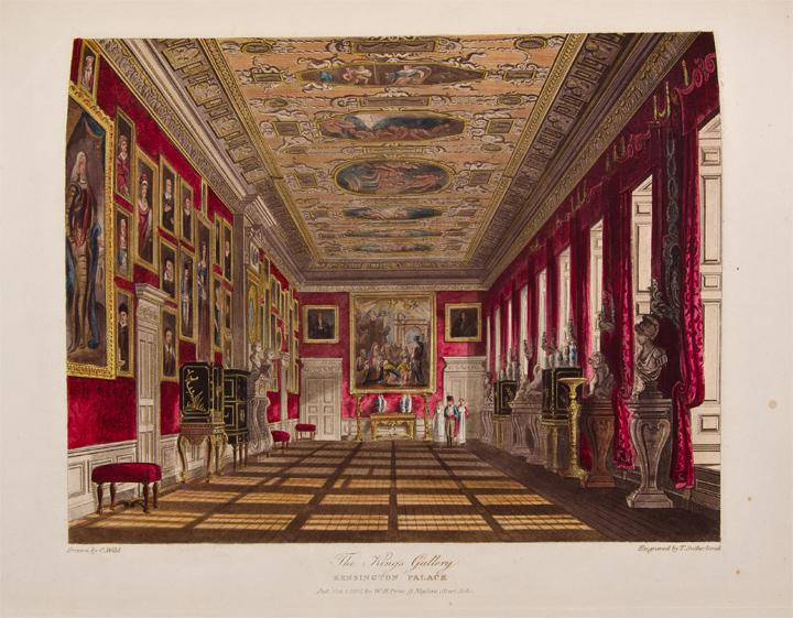 The History of the Royal Residences of Windsor Castle, St. James's Palace, Carlton House, ...