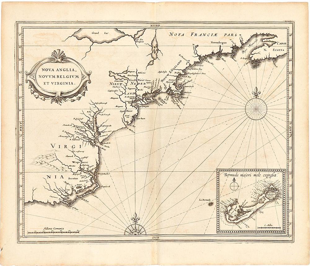 Novus Orbis seu descriptionis Indiae Occidentalis libri XVIII . Novis tabulis geographicis et ...