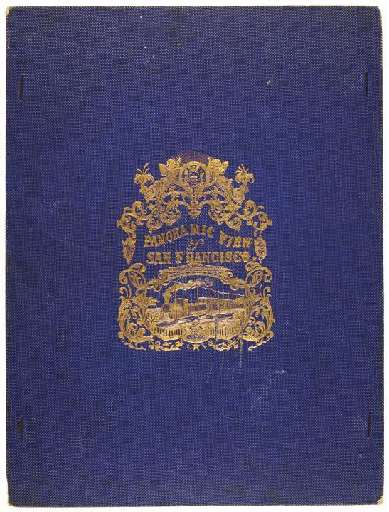 San Francisco, 1862. From Russian Hill: GIFFORD, Charles B. (1830-1880)
