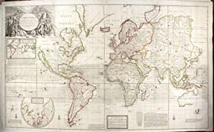 A New and Correct Map of the Whole World, Shewing ye Situation of Its Principal Parts.: MOLL, ...