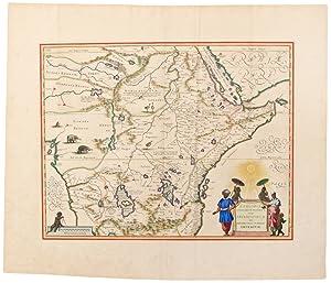 Aethiopia Superior vel Interior vulgo Abissinorum sive: JANSSON, Jan (1588-1664);