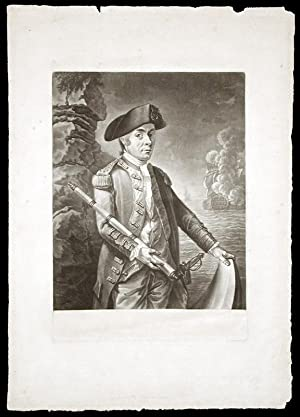 John Paul Jones, Commander in a Squadron: BROOKSHAW, Attributed to