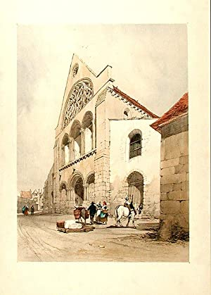 St. André, Chartres: SHOTTER BOYS, Thomas (1803-1874)